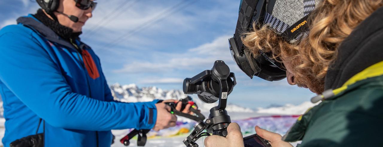 Paraglider videos