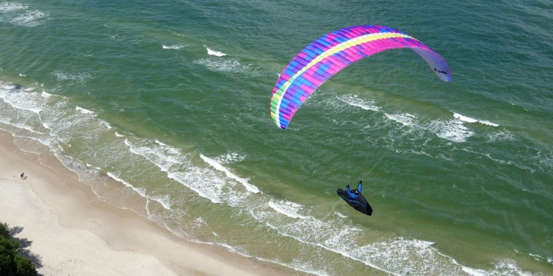 News about BGD paragliders and paramotor wings